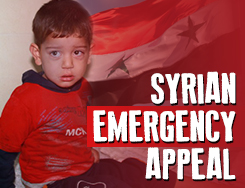 EMR - Syrian Refugee Emergency Appeal