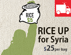 Rice Up for Syria
