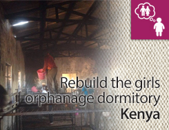 ORP -  Kenya Girls Orphanage Dormitory