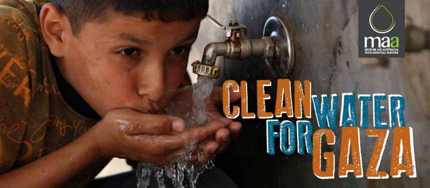 Clean Water for Gaza