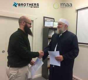 MAA Partners with Brothers in Need
