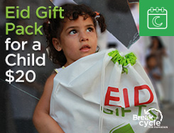 RMN - Eid Gift Pack for a Child $20
