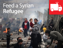 EMR - Feed A Syrian Refugee