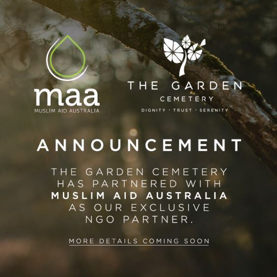 MAA Partners with The Garden Cemetery